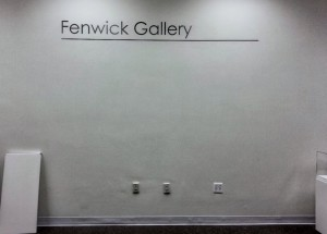 Fenwick Gallery Sign 2