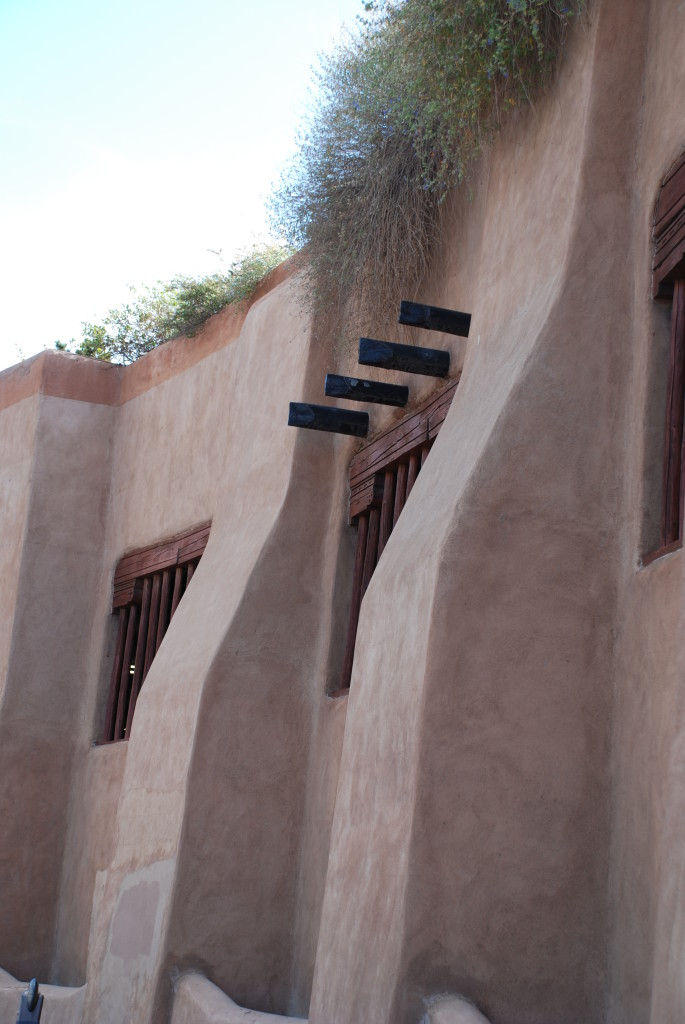 Adobe House in Santa Fe