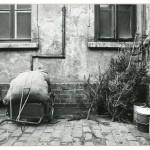 After the Celebration, Erfurt. by Helmut Brinkmann. 1990.
