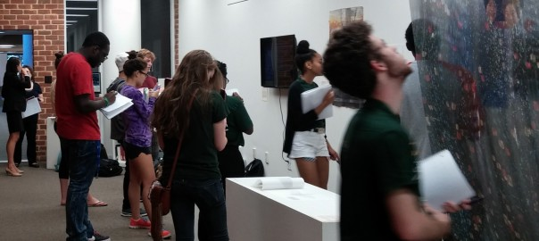 Call and Response Class Visit