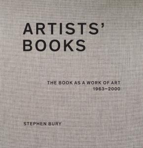 ArtistsBooksStephenBury