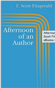 afternoonofanauthor