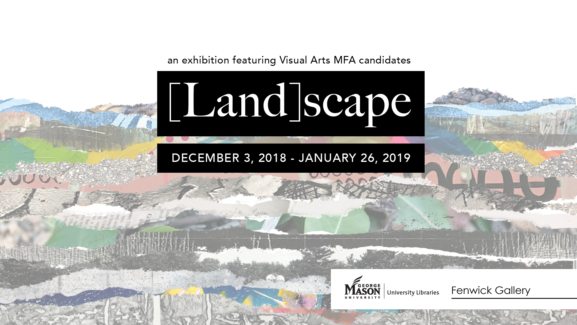 [Land]scape: Closing Reception, Performance, and Artists' Talk